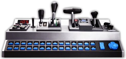 RailDriver Desktop Train Cab Controller