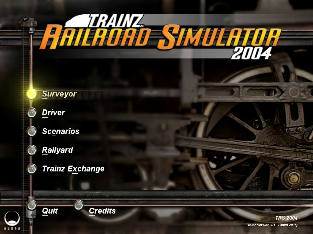 RailDriver | Trainz 2004 Tutorial