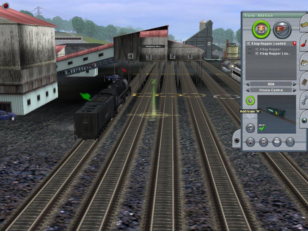RailDriver | Trainz 2004 Tutorial